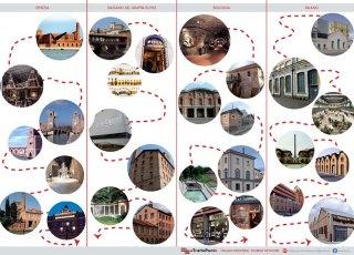 Paesaggio Industriale italiano con Incuna - Asociación de arqueología industrial