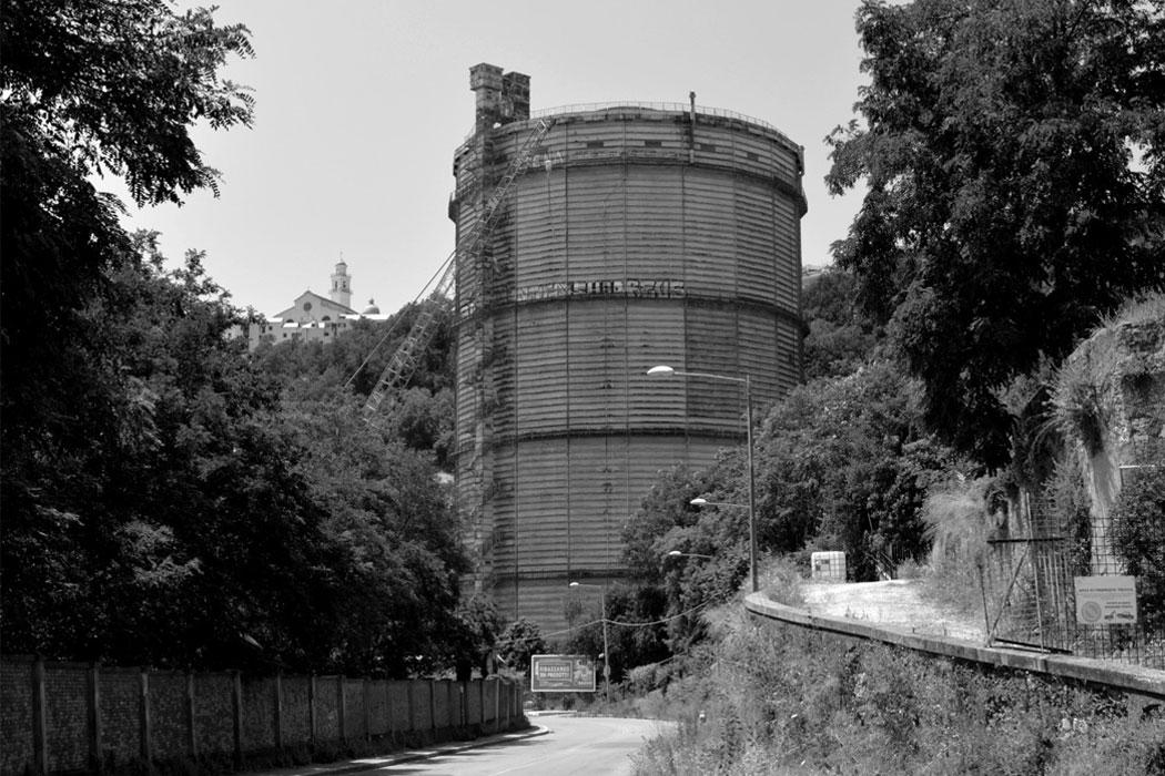 trattopunto gasometro campi
