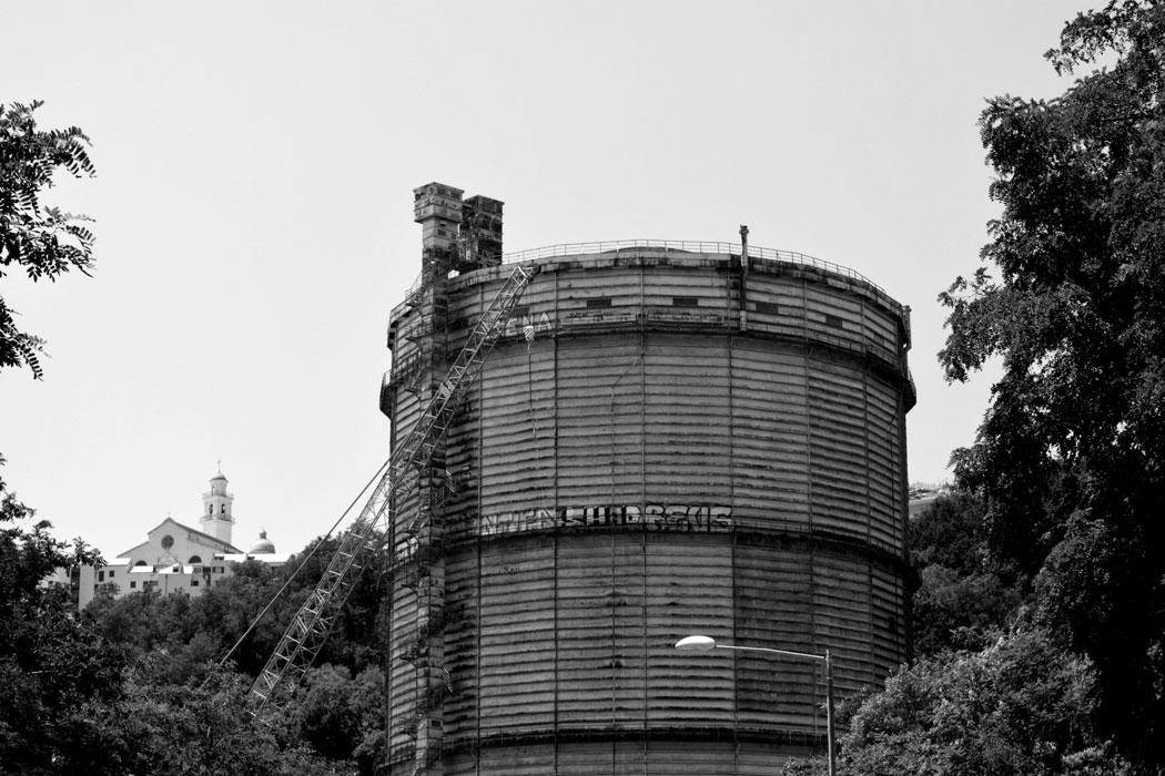 trttopunto gasometro campi