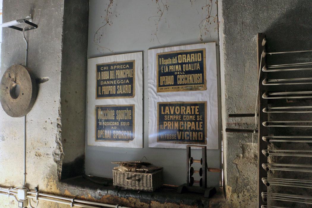 turismo industriale e archivi
