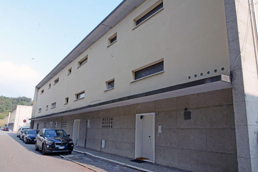 alloggi per famiglie numerose olivetti