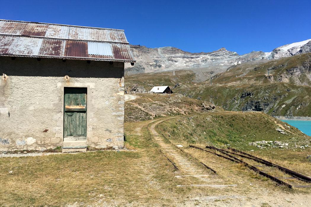 tracce binari ferrovia decauville