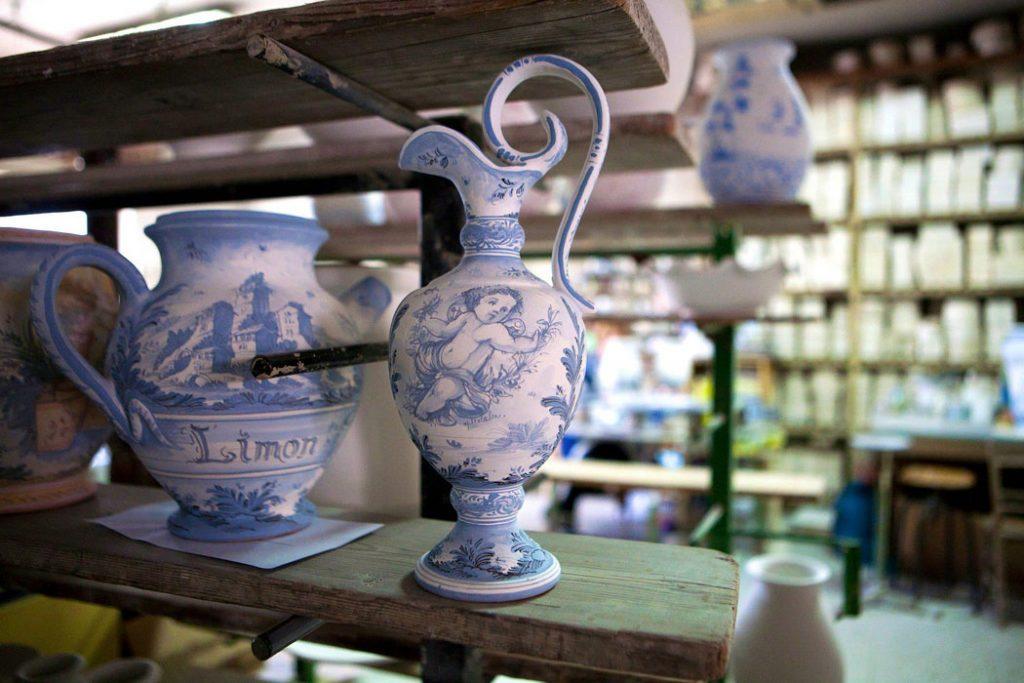 cottura ceramica albisole