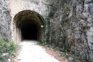ex ferrovia spoleto-norcia